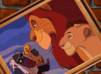 Puzzle cu Regele Leu 2