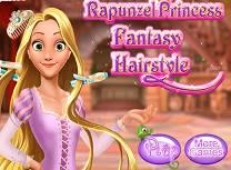 Rapunzel Coafuri de Vis