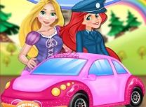 Rapunzel Test de Conducere