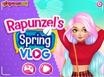 Rapunzel Vlog de Primavara