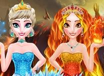 Regina de Gheata cu Foc