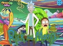 Jocuri cu Rick si Morty