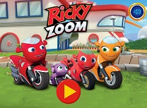 Ricky Zoom Perechi in Familie