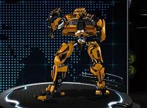 Curse cu Masini Robot