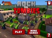 Roca vs Zombi