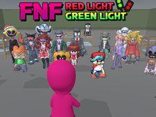 Rosu Verde cu FNF