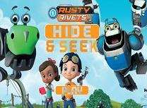Rusty Rivets Vati Ascunselea