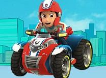 Ryder cu Motocicleta