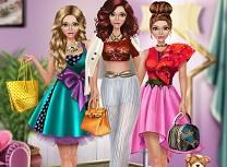Sally Star Fashion pe Internet