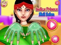 Printesa din India Salon de Unghii