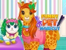 Salonul Amuzant de Animale