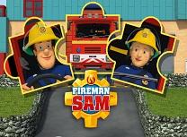Pompierul Sam Jigsaw