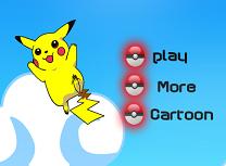 Sarituri cu Pokemon