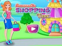 Savannah Timp de Cumparaturi