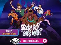 Perechi Scooby Doo