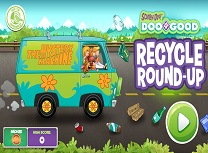 Scooby Doo Recicleaza