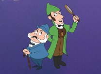 Sherlock Gnomes Puzzle
