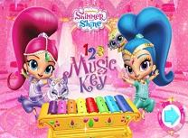 Shimmer si Shine 1 2 3 Chei Muzicale