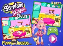 Shoopkins Shoppies Curatenie
