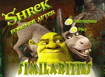 Shrek Gaseste Asemanarile