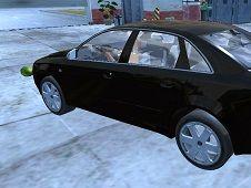 Simulator cu Masini de Politie