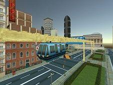 Simulator cu Tren in Aer