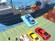 Simulator de Barca Transportoare de Masini