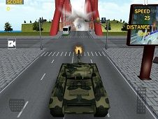 Simulator de Condus Tancuri