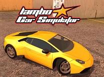 Simulator de Masini Lamborghini