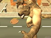 Simulator de Monstrii 3D
