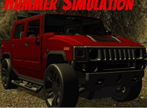 Simulator Off Road Hummer