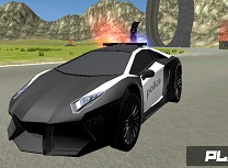 Simulator de Cascadorii cu Masini de Politie