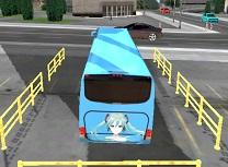 Simulator Live de Oras cu Autobuz 3D