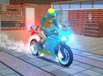 Erou Cascador Simulator de Motociclete