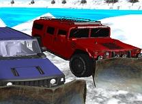 Simulator Jeep de Zapada