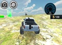 Simulator de Condus Monster Truck