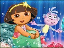 Sirena Dora in Aventura