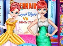 Sirena Stil Regal vs Stil Modern