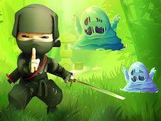 Slime vs Ninja