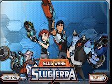 Slugterra Slug War