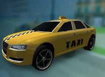Sofer de Taxi