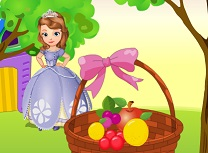 Sofia Colecteaza Fructe