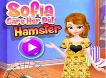 Sofia Ingrijeste Hamsterul