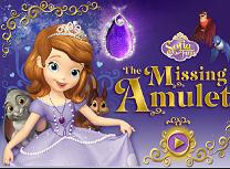 Sofia si Amuleta Lipsa