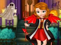 Design de Masca de Halloween