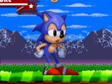 Sonic Aventura in Alergare
