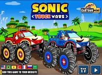 Sonic Monster Truck