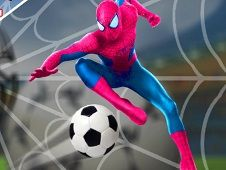Spiderman Fotbal Real
