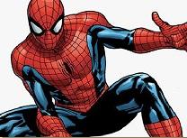 Spiderman Puternic Puzzle