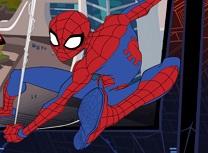 Spider Man Hazard la Liceul Horizon
